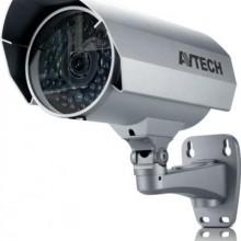 กล้องวงจรปิด AVTECH รุ่น AVK663A Outdoor IR Camera