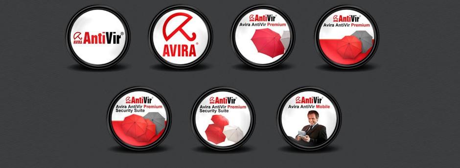 จำหน่าย Avira Antivirus